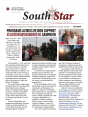 AFSC South Star Newsletter Spring 2019 Cover