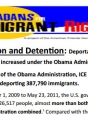 image of Coloradans for Immigrant Rights flyer