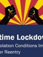 "Cover of ""Lifetime Lockdown"" report"