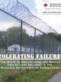 Cover of the Tolerating Failure report, showing fence with razor wire