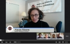 Alexis Moore on google hangout