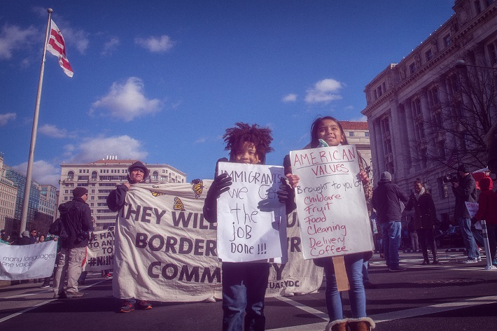Day without an immigrant march by Lorie Shaull via Flickr CC