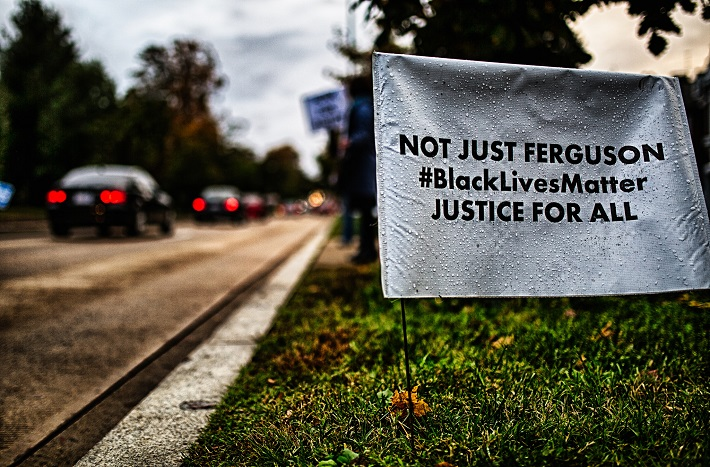 Not just Ferguson by Johnny Silvercloud via Flickr CC license