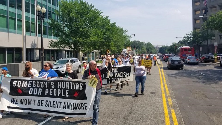 Marching on June 18th with the Poor People's Campaign
