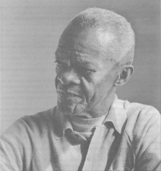 Barrington Dunbar (reprinted with permission from the Friends Historical Library, Swarthmore College)