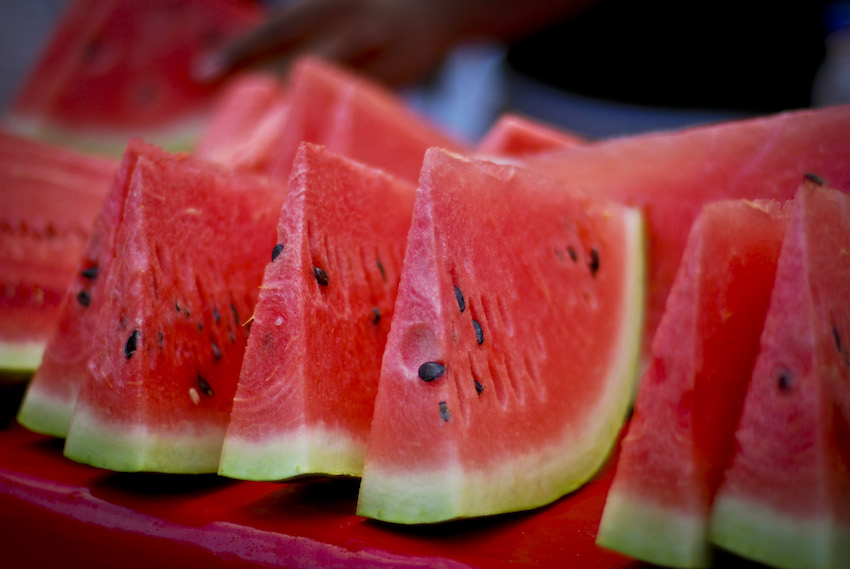Watermelon. Creative Commons / flickr user Harsha K R.