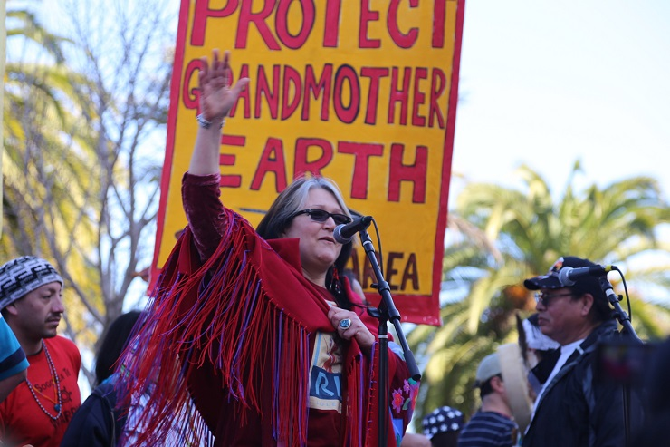 Forward on Climate Idle No More by Daniela Kantorova // CC Flickr License