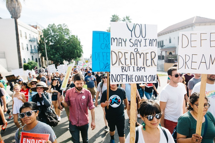 DACA Dreamer, Molly Adams via Flickr CC License